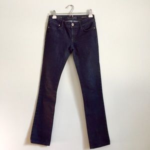 DL1961 Anthropologie Grace high-rise skinny jeans